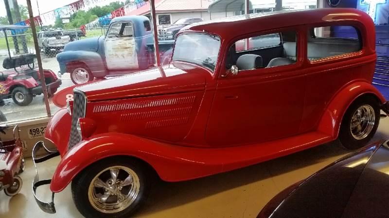 1934 Ford Sedan  - Nacogdoches TX