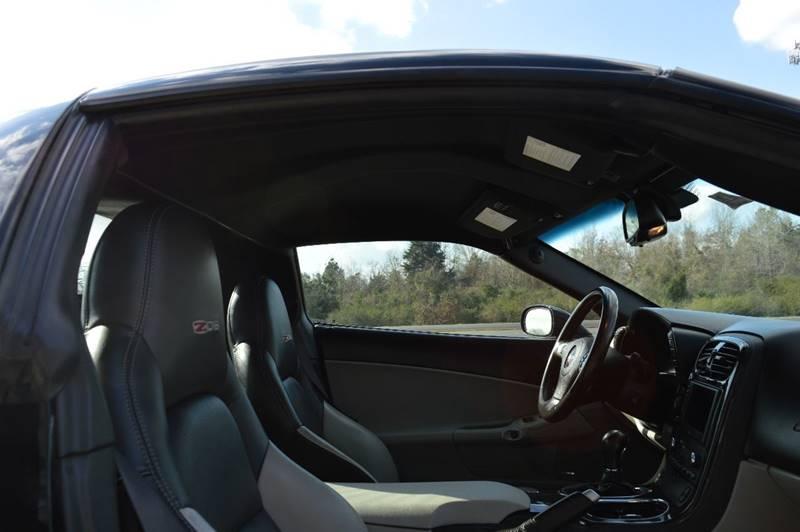2010 Chevrolet Corvette Z06 2dr Coupe w/ 2LZ - Nacogdoches TX
