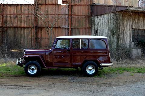 1962 Willys Jeepster