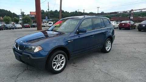2005 BMW X3 for sale in Lithia Springs, GA