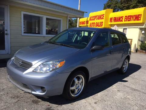2008 Toyota Matrix for sale in Lithia Springs, GA