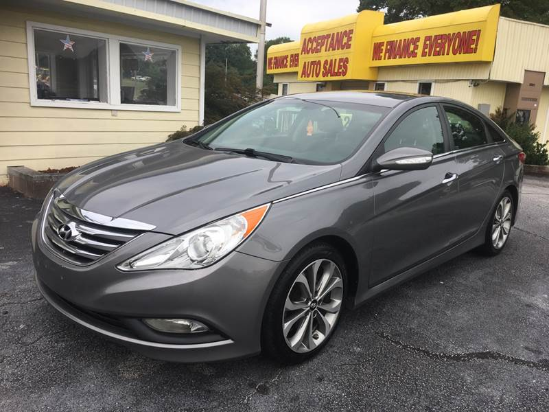 2014 Hyundai Sonata Limited 4dr Sedan In Lithia Springs Ga