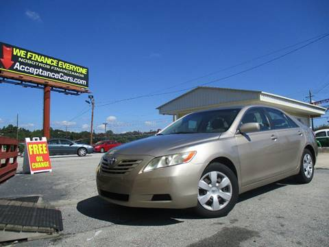 2007 Toyota Camry for sale in Lithia Springs, GA