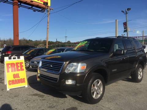 2008 Ford Explorer for sale in Lithia Springs, GA