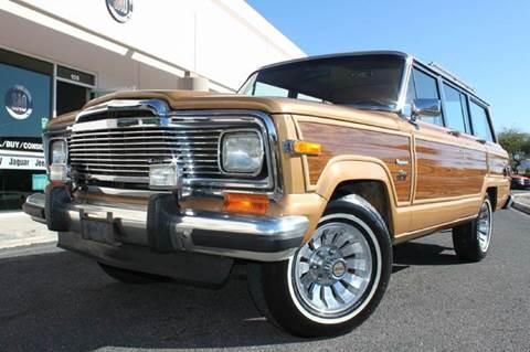 1983 Jeep Wagoneer for sale in Scottsdale, AZ