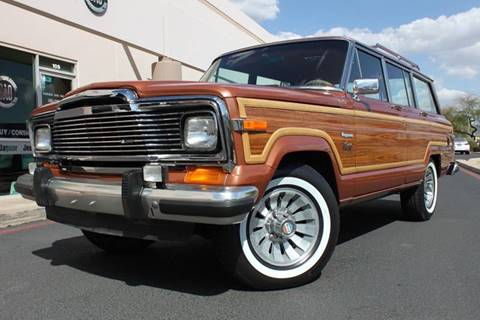 1982 Jeep Wagoneer for sale in Scottsdale, AZ