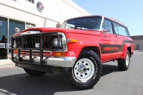 1983 Jeep Cherokee for sale in Scottsdale, AZ