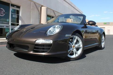 2010 Porsche 911 for sale in Scottsdale, AZ