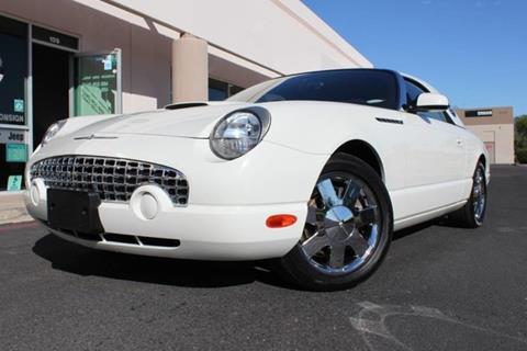 2002 Ford Thunderbird for sale in Scottsdale, AZ