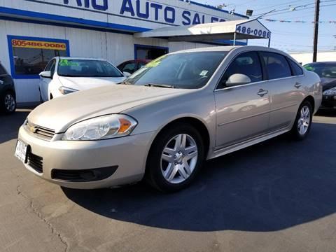 2011 Chevrolet Impala for sale in Oxnard, CA
