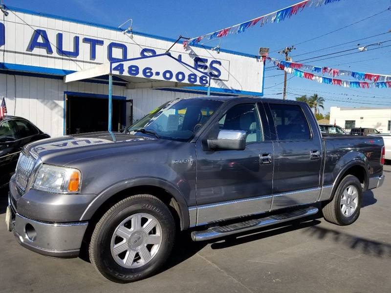 sale used lincoln lt for lifted truck mark