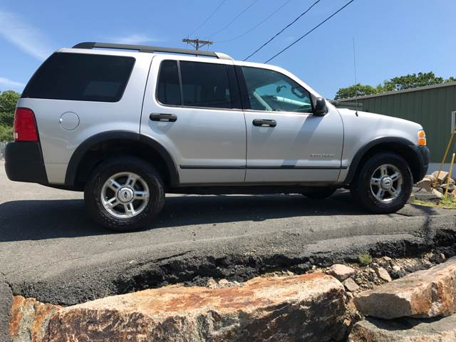 2005 Ford Explorer XLS 4WD 4dr SUV - Gloucester MA