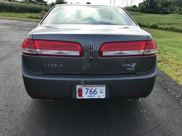 2010 Lincoln MKZ AWD 4dr Sedan - Gloucester MA
