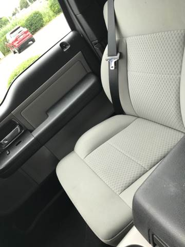 2008 Ford F-150 4x4 FX4 4dr SuperCab Styleside 6.5 ft. SB - Gloucester MA