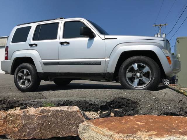 2008 Jeep Liberty 4x4 Sport 4dr SUV - Gloucester MA
