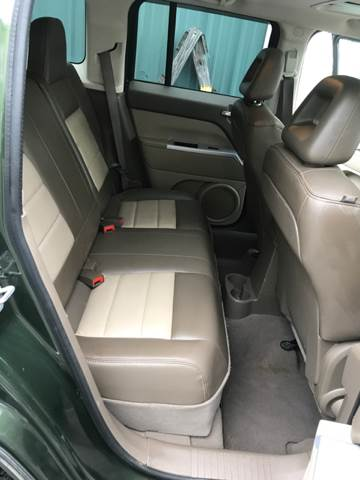 2008 Jeep Patriot 4x4 Limited 4dr SUV w/CJ1 Side Airbag Package - Gloucester MA