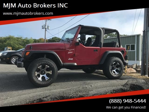 1998 Jeep Wrangler for sale in Gloucester, MA