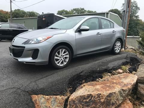 2012 Mazda MAZDA3 for sale in Gloucester, MA