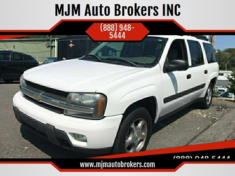 2005 Chevrolet TrailBlazer EXT for sale at MJM Auto Brokers INC in Gloucester MA