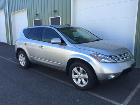 2003 Nissan Murano for sale in Gloucester, MA