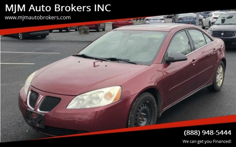 2005 Pontiac G6 for sale in Gloucester, MA
