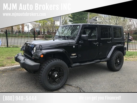 2007 Jeep Wrangler Unlimited for sale in Gloucester, MA