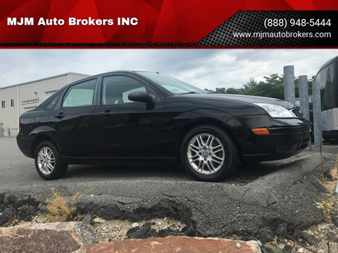 Cheap Cars For Sale In Ma >> 2007 Ford Focus For Sale In Gloucester Ma