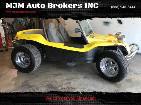 1963 Volkswagen Super Beetle for sale at MJM Auto Brokers INC in Gloucester MA