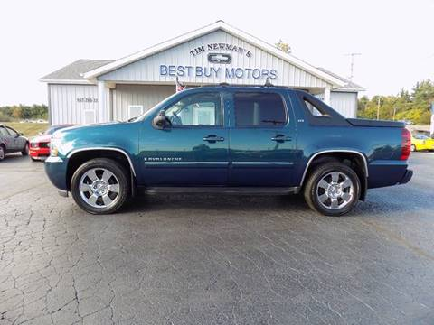 2007 Chevrolet Avalanche for sale in Hillsboro, OH