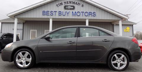 2006 Pontiac G6 for sale in Hillsboro, OH
