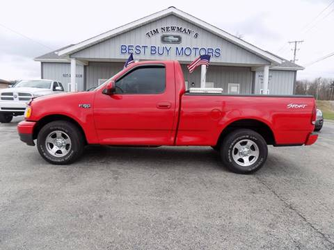 2002 Ford F-150 for sale in Hillsboro, OH