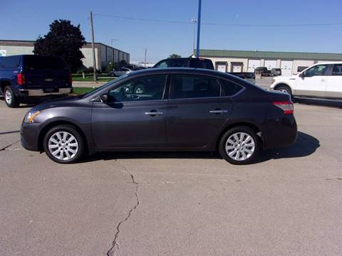 2014 Nissan Sentra for sale in Fort Dodge, IA