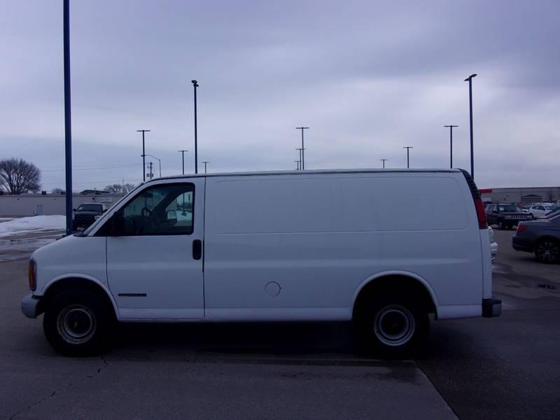GMC Savana Cargo 2002 3500 3dr Van