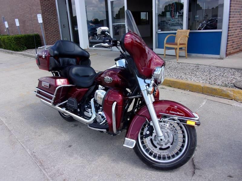 Harley-Davidson Ultra Classic 2010