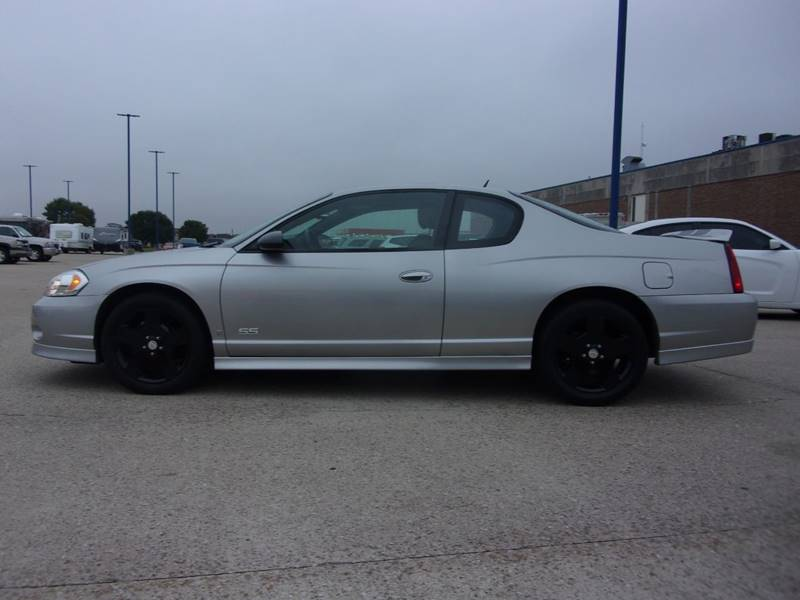 2007 Chevrolet Monte Carlo SS 2dr Coupe   Fort Dodge IA