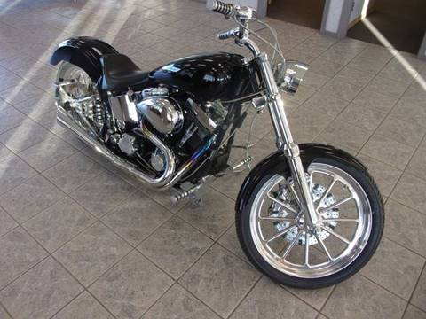 1992 Harley-Davidson FXSTC for sale in Fort Dodge, IA