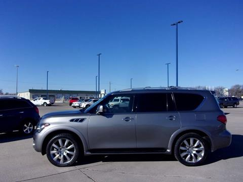 2013 Infiniti QX56 for sale in Fort Dodge, IA