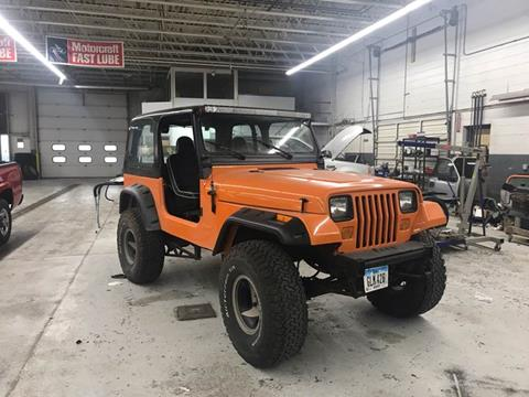 1995 Jeep Wrangler for sale in Fort Dodge, IA
