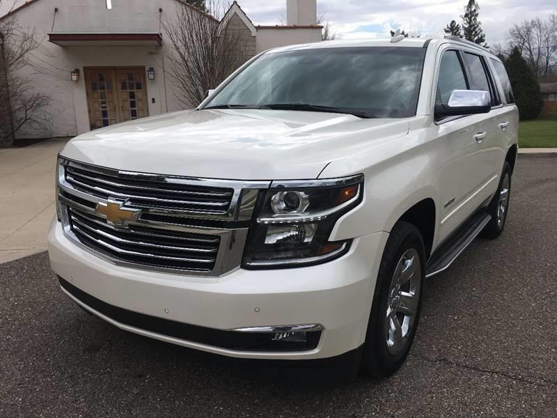 2015 Tahoe For Sale >> 2015 Chevrolet Tahoe Ltz In Detroit Mi L A Trading Co