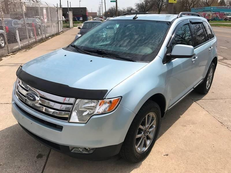 Ford Edge For Sale At L A Trading Co In Detroit Mi
