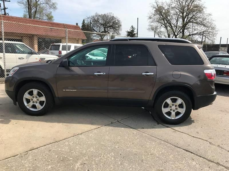 at sle dearborn heights auto financial inventory wes sale details mi gmc for acadia in