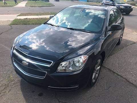 2009 Chevrolet Malibu for sale in Detroit, MI