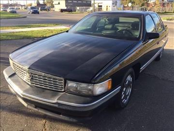 1996 Cadillac DeVille for sale in Detroit, MI