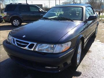 2001 Saab 9-3 for sale in Detroit, MI