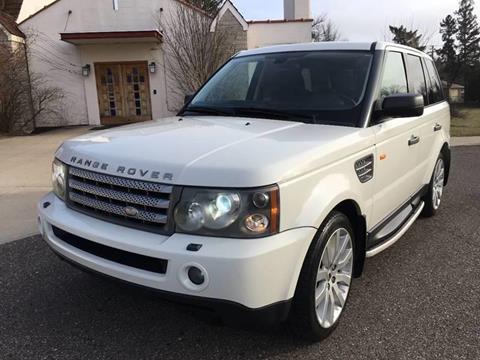 2006 Land Rover Range Rover Sport for sale in Detroit, MI