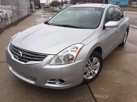 2012 Nissan Altima for sale in Detroit, MI