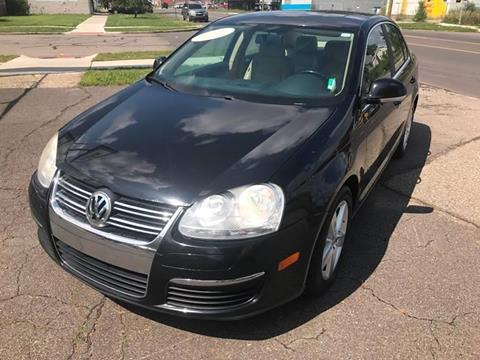 2008 Volkswagen Jetta for sale in Detroit, MI