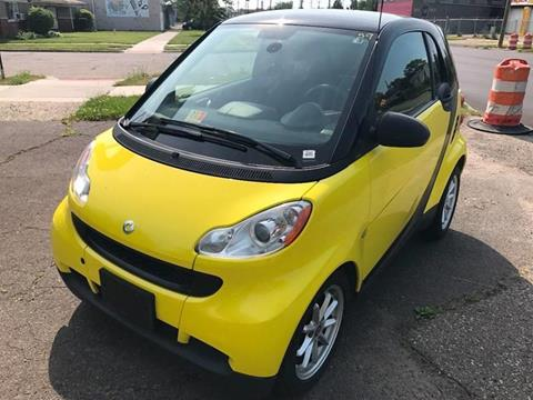 2008 Smart fortwo for sale in Detroit, MI