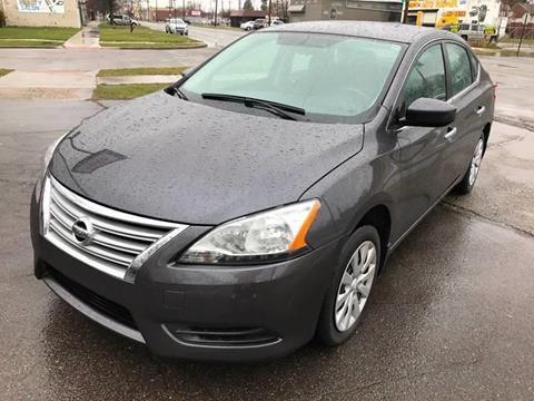2014 Nissan Sentra for sale in Detroit, MI