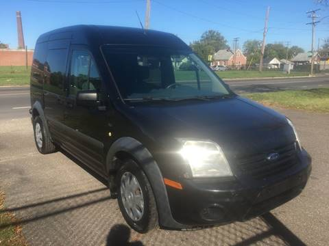 2010 Ford Transit Connect for sale in Detroit, MI